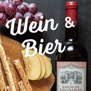 Bio Weine und Biere im Bio-Laden Linde Natur